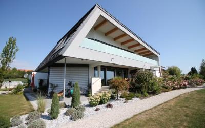 Modernes Einfamilienhaus Aschbach